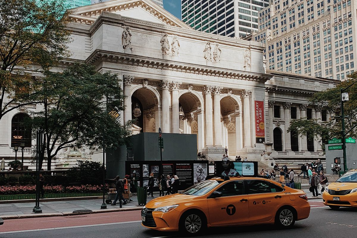 NYC libraries to reopen as early as July