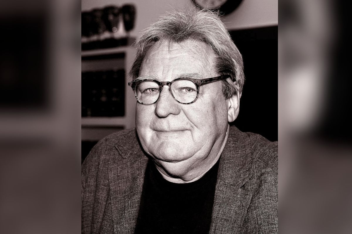 Alan Parker, director of Fame and Evita, dies aged 76