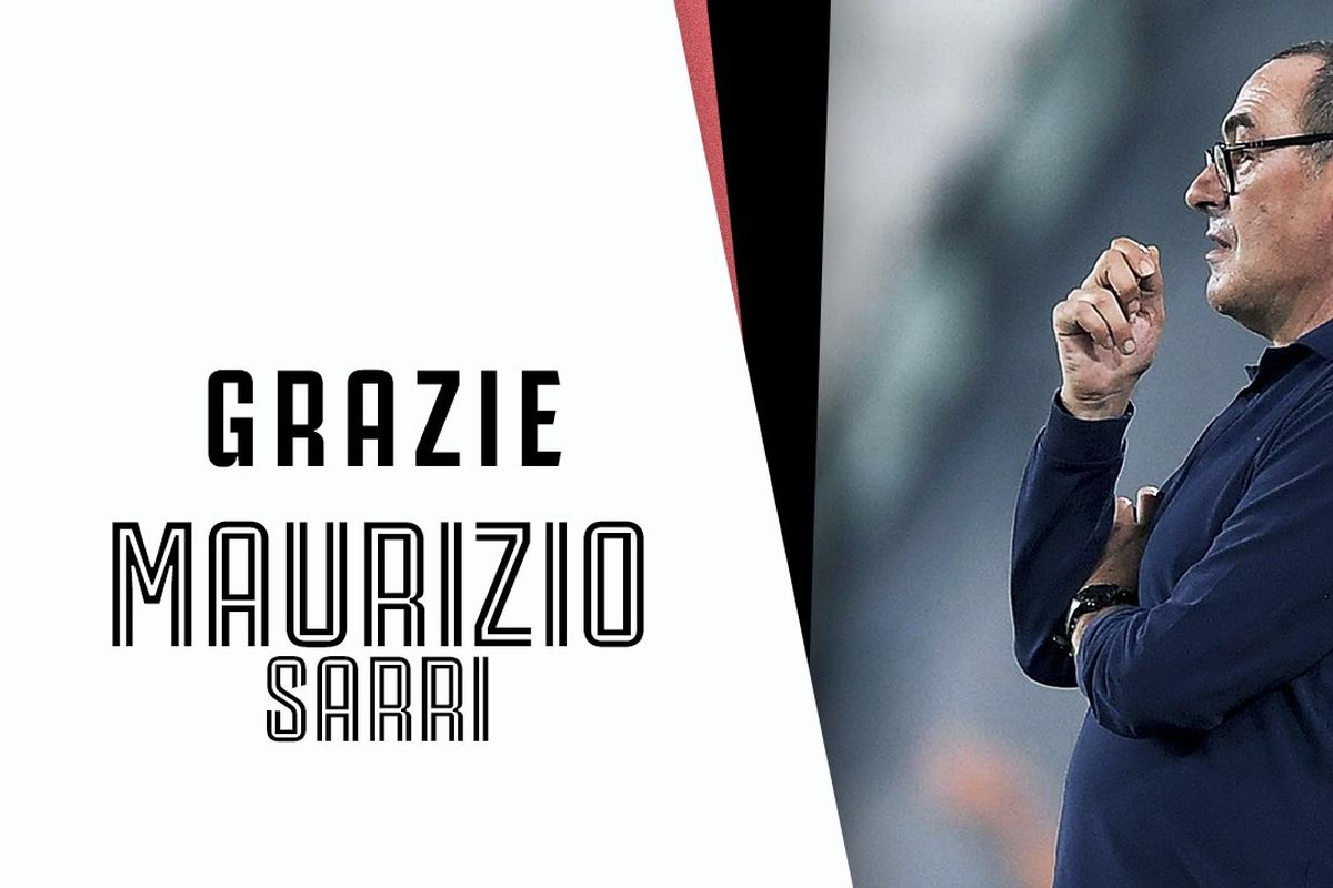 Juventus sacks Maurizio Sarri after Champions League elimination