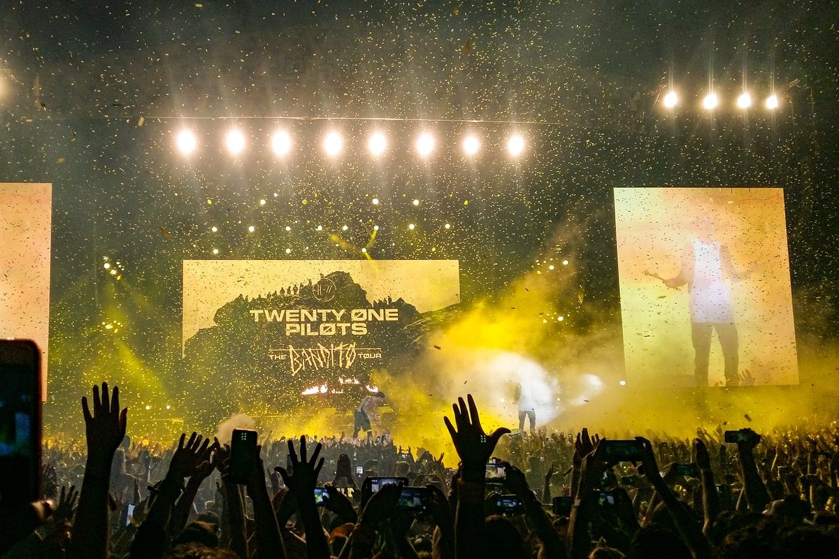 Co-founder of music Lollapalooza suggests concerts and festivals won't happen until 2022