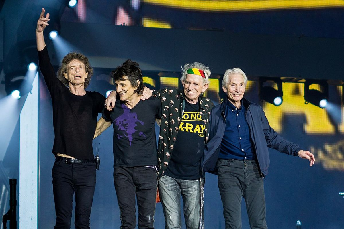 The Rolling Stones threaten Trump with legal action for unauthorised use of their music