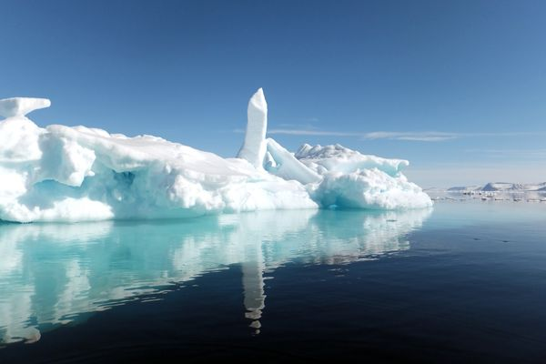 Arctic sea ice shrank to second smallest summer size ever recorded