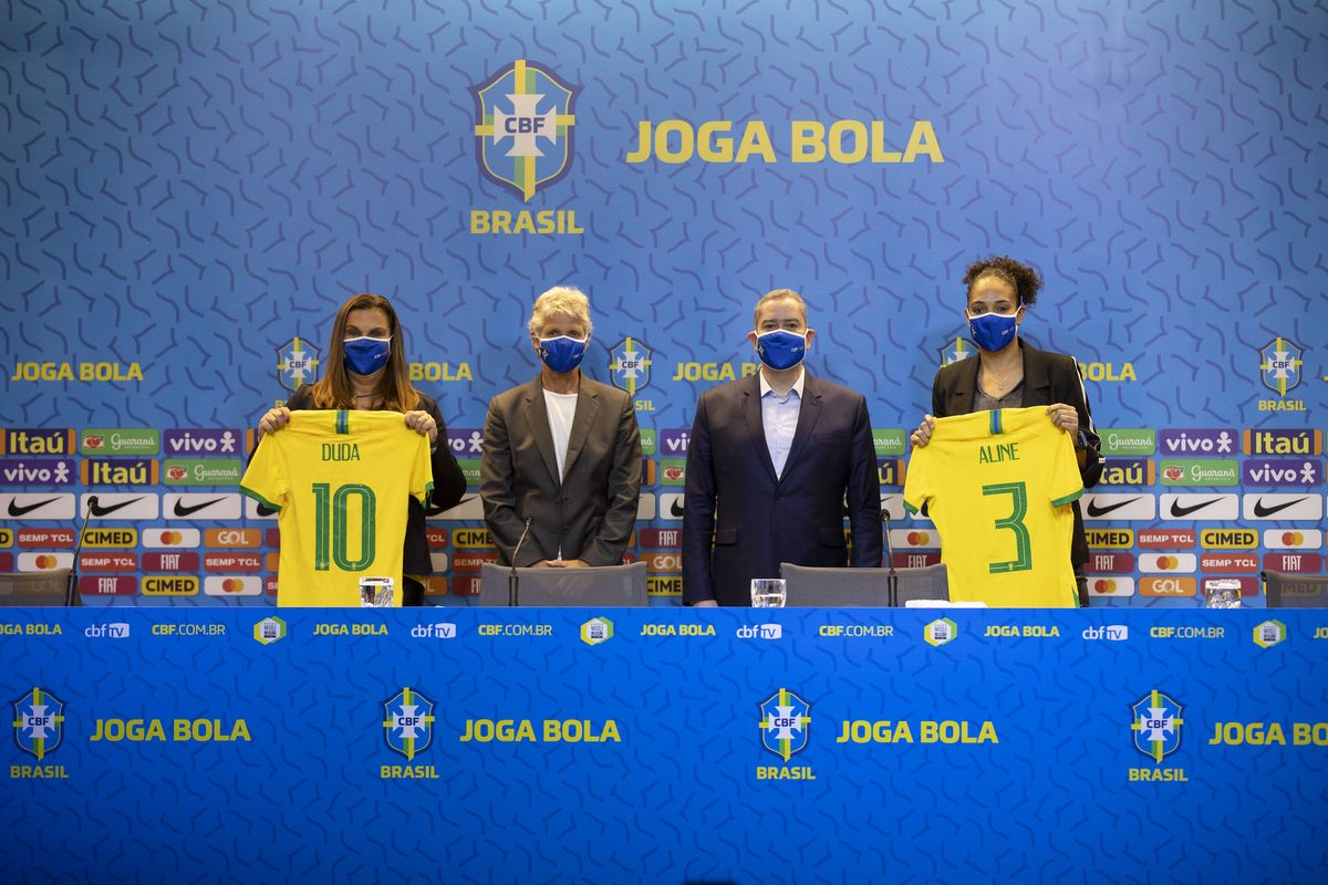Soccer: Brazil to give equal pay to men's and women's national players