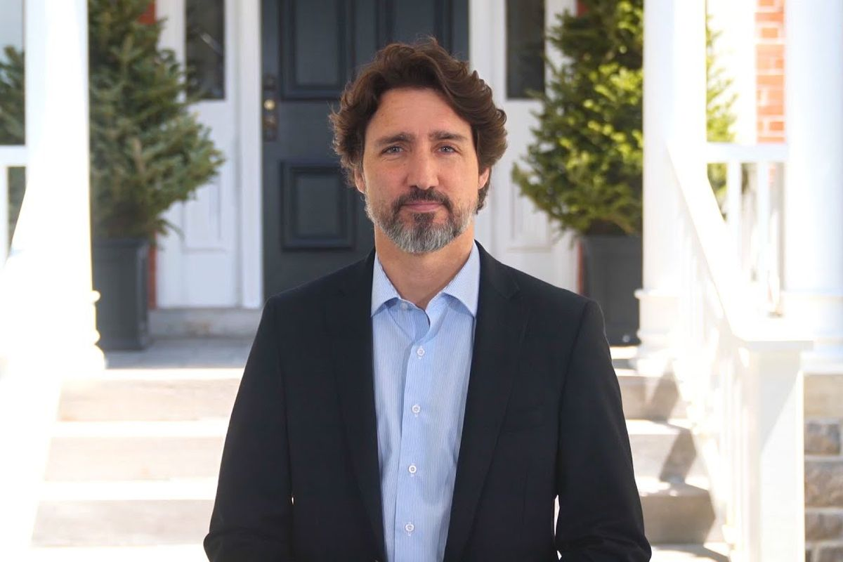 Trudeau announces Covid-19 vaccines will be made available for free through the health-care system