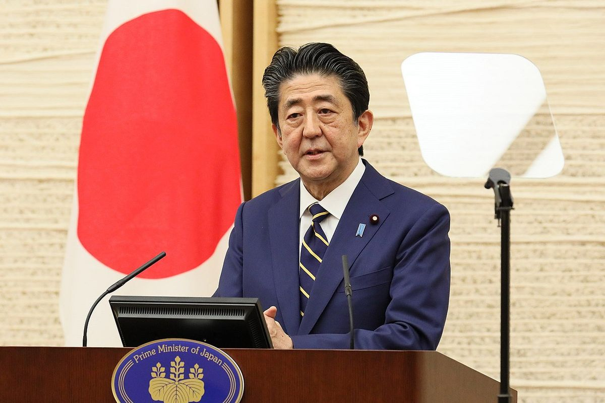 Japan: Shinzo Abe said to be stepping down due to declining health — Pendect