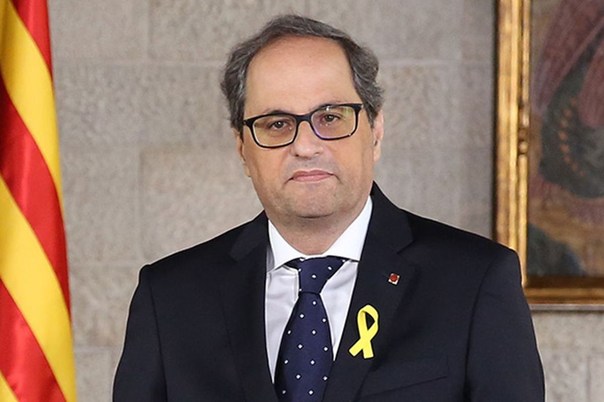 Spanish Supreme Court confirms the removal of Quim Torra as head of Catalonian government
