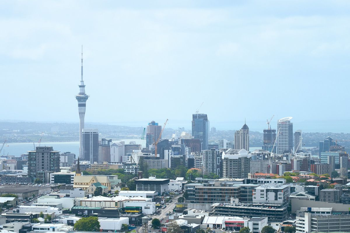 New Zealand locks down Auckland over new Covid-19 cases