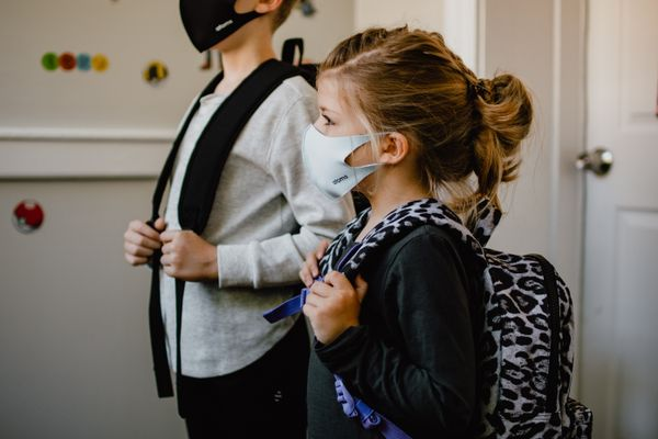Compulsory masks for schoolchildren aged 6 and over in France