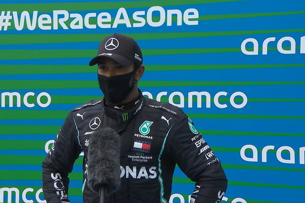 F1: Hamilton wins Hungarian GP for the eighth time