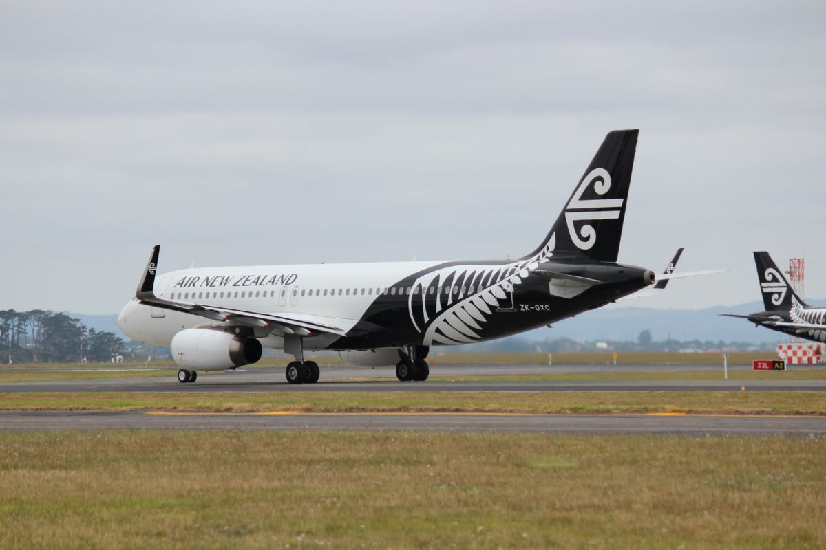 Air New Zealand halts new bookings on request of Government