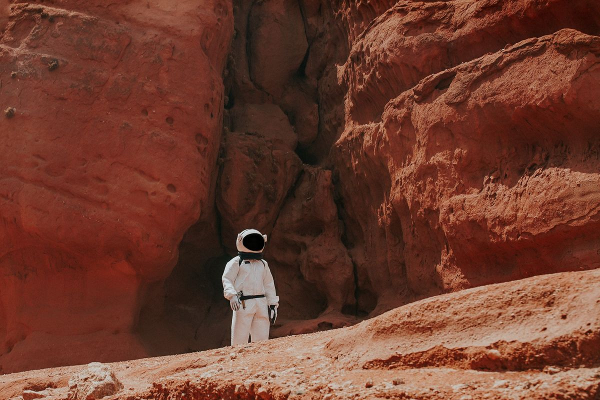 110 people needed to start colony on Mars, scientists find