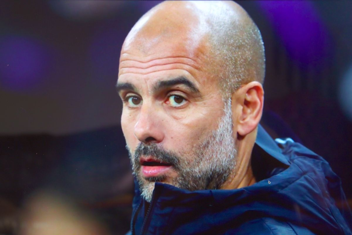 Manchester City Pep Guardiola signs new two-year deal
