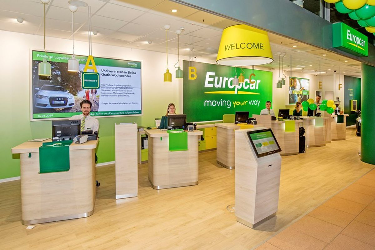 Volkswagen in talks to acquire French car rental firm Europcar