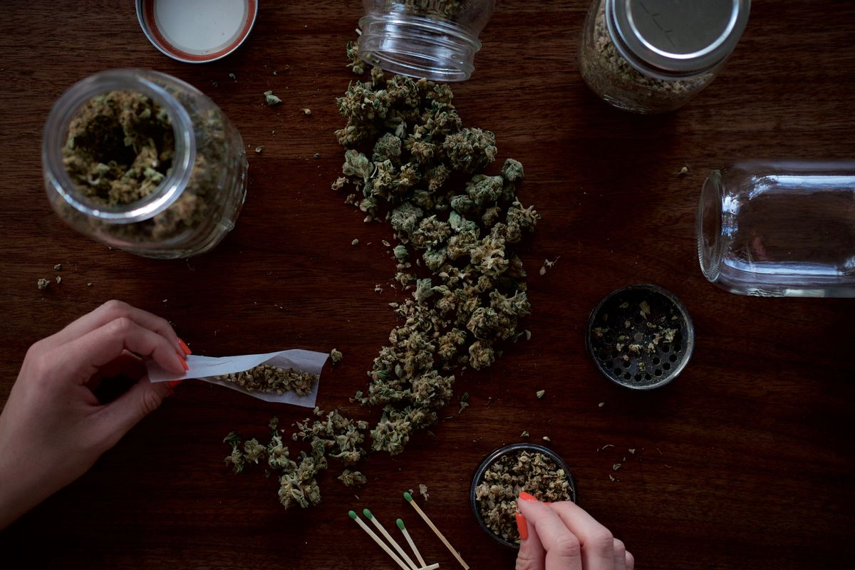 Recreational marijuana legalized in four more states in the US