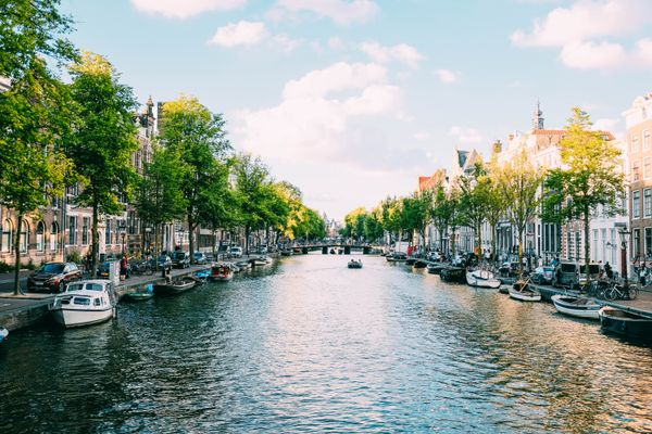 Amsterdam overtakes London as most important financial center in Europe