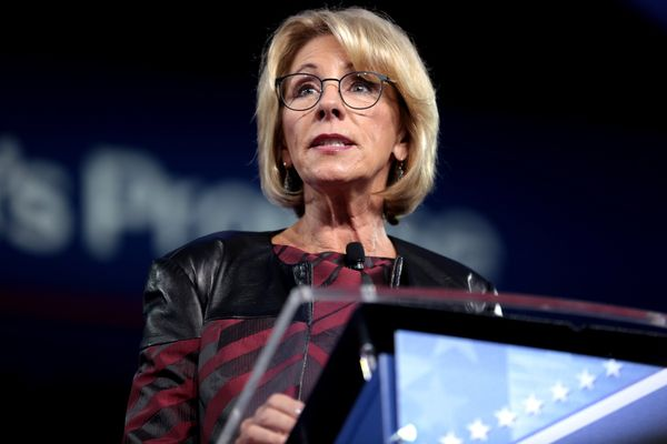 US Education Secretary Betsy DeVos resigns after Capitol insurrection