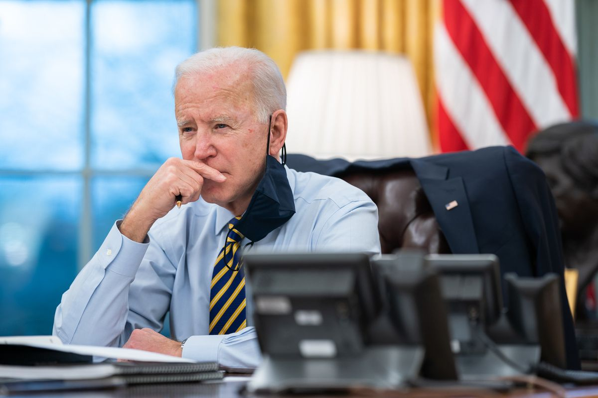 Biden says Covid-19 vaccines will be available for every American adult by the end of May
