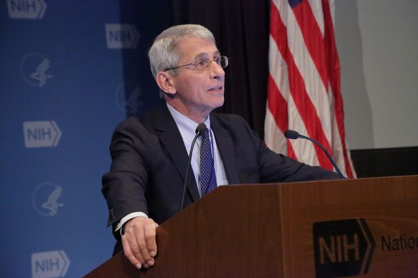 Dr. Fauci awarded as US federal employee of 2020