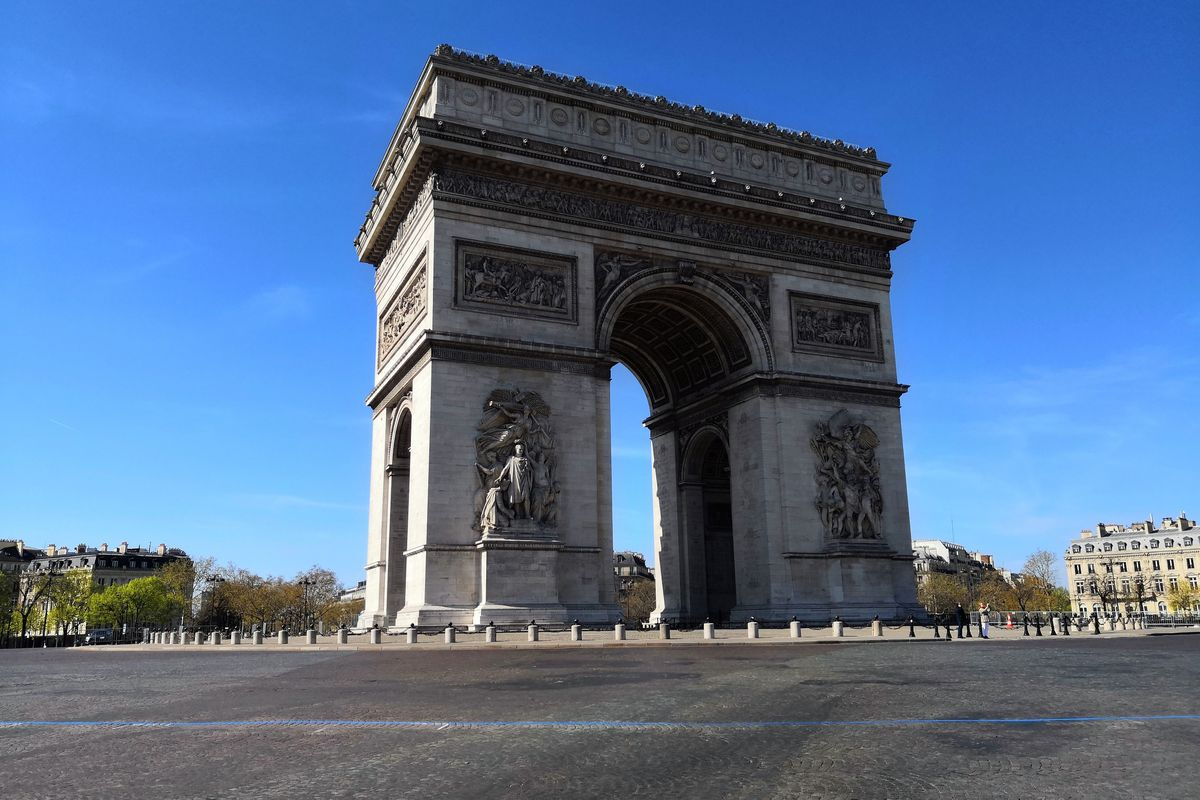 Paris and other cities impose 9 pm curfew