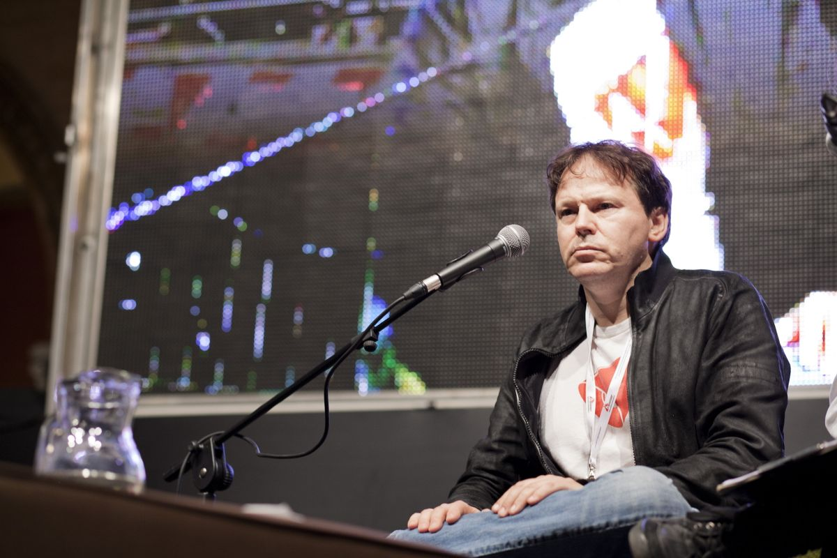 """Anthropologist David Graeber, who coined the slogan """"We are the 99 percent"""", dead at 59"""