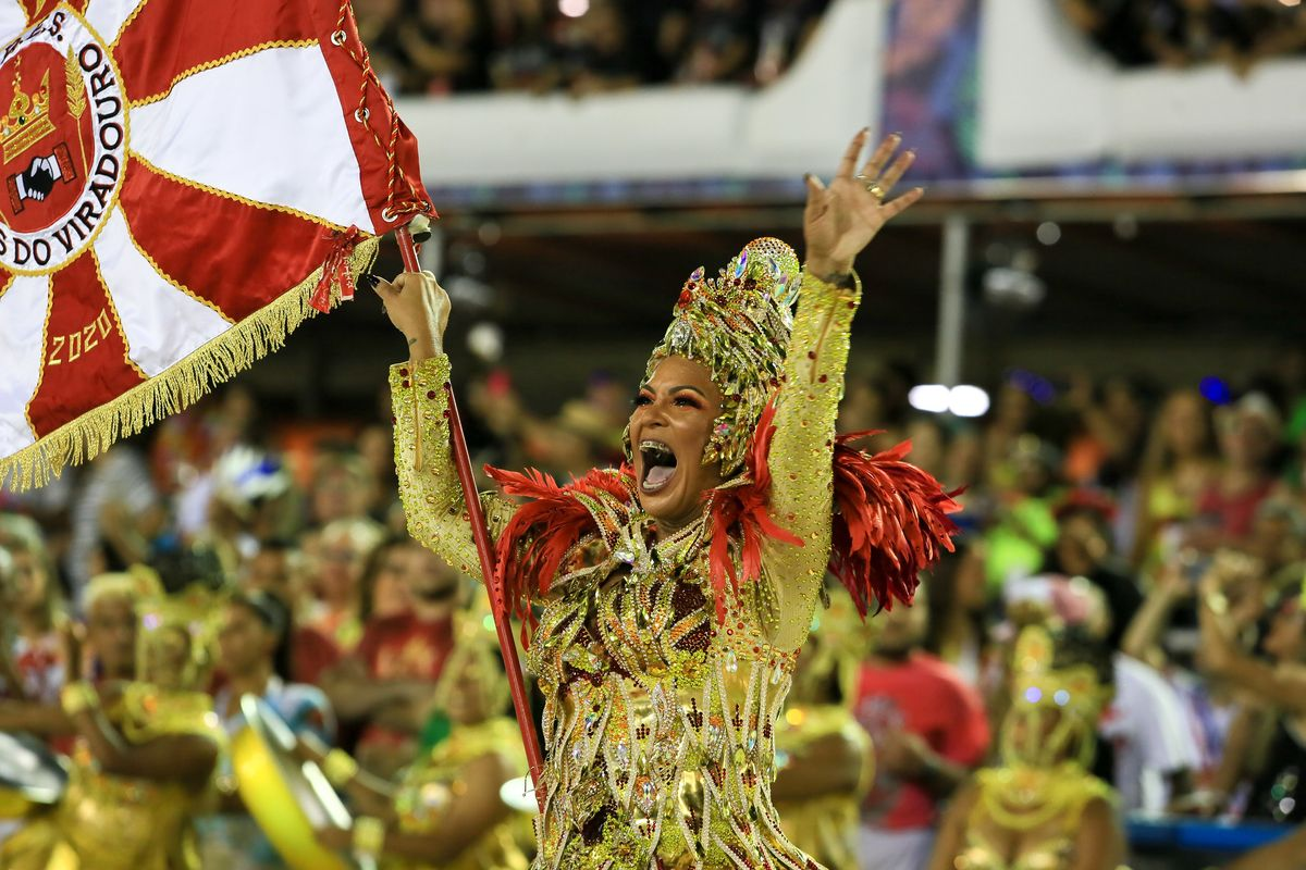 Rio de Janeiro is delaying its annual Carnival parade for the first time in a century