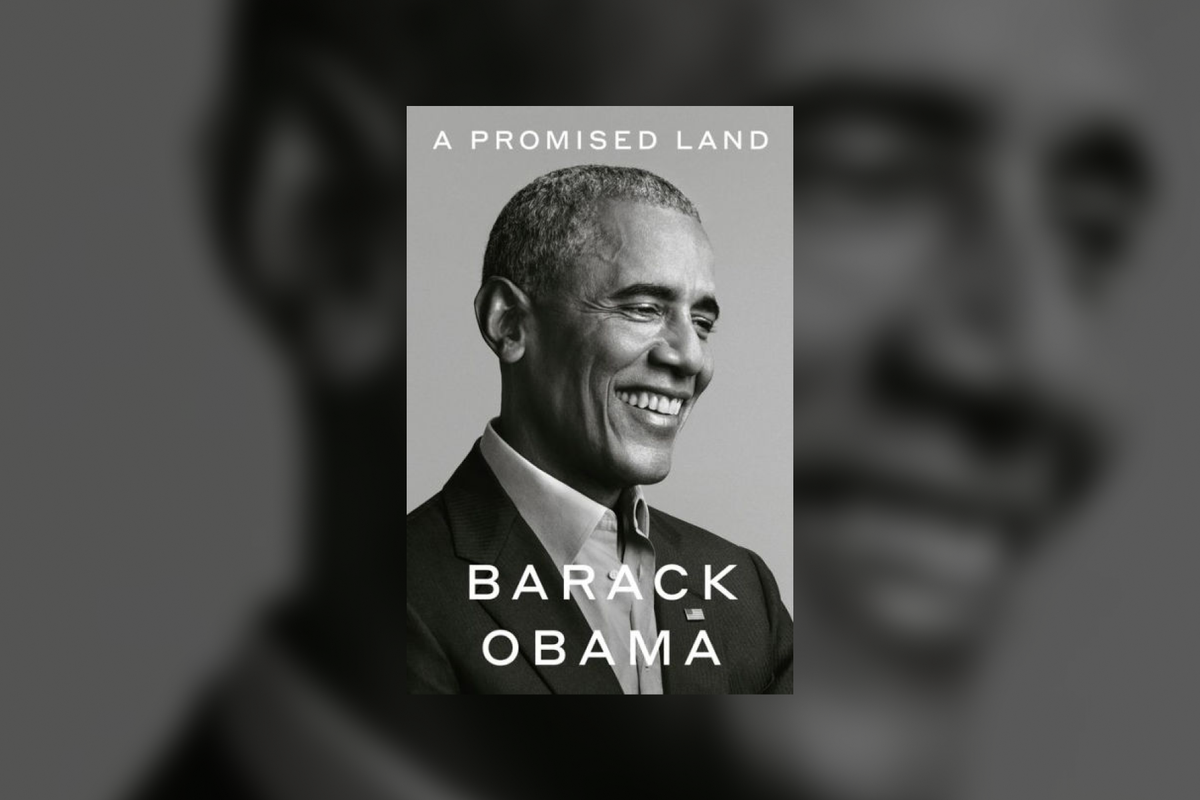 Barack Obama's memoir to be published on November 17