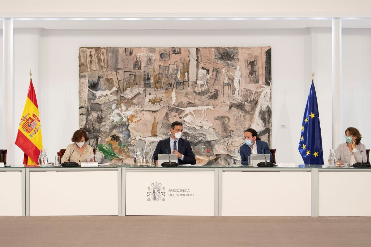 Covid-19: Spanish government approves new state of alarm for the whole country