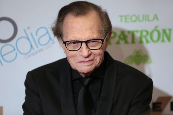 American broadcaster Larry King dies aged 87