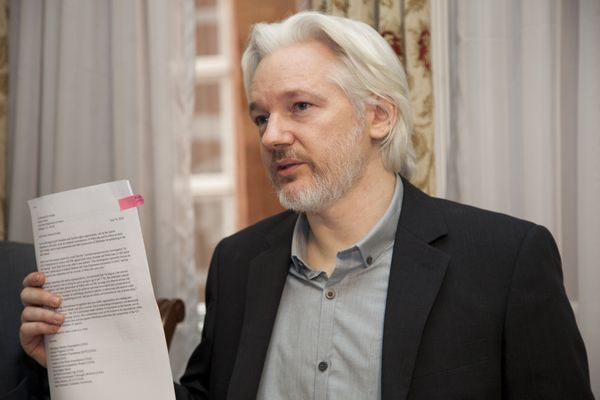 Julian Assange denied bail by UK court