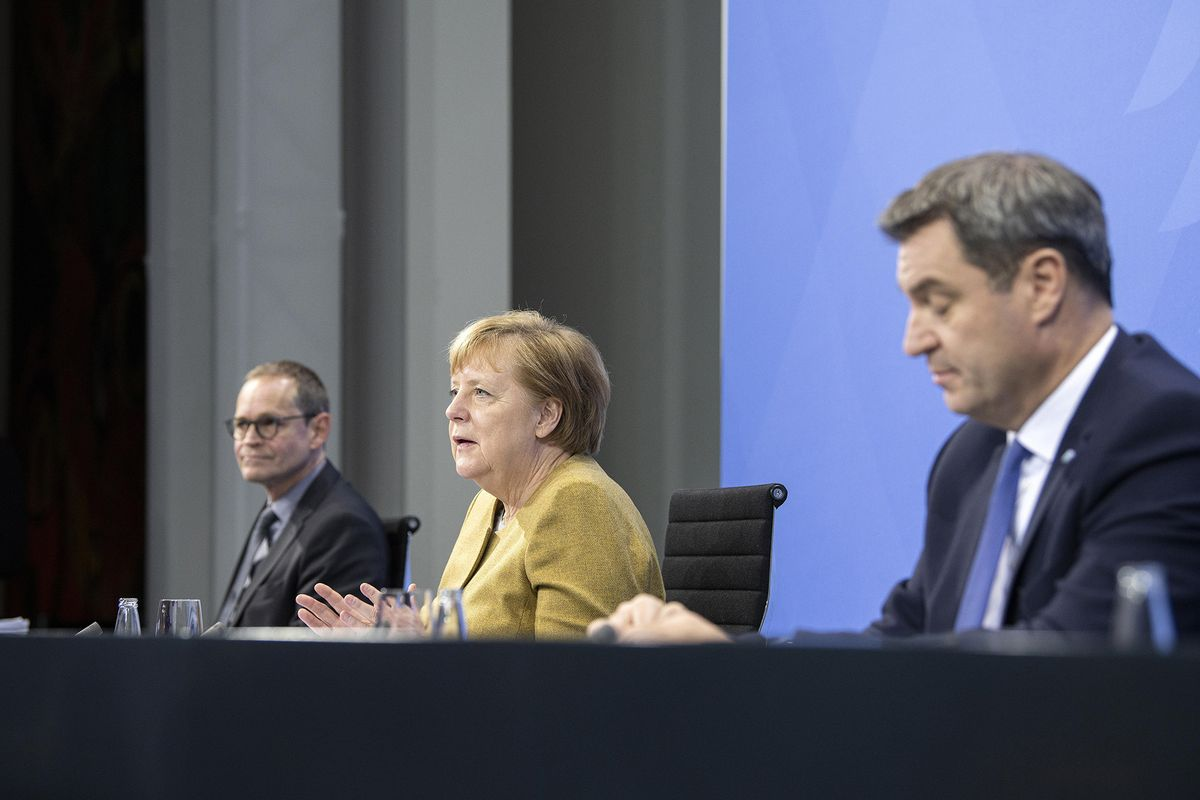 Germany extends lockdown measures until March 7th