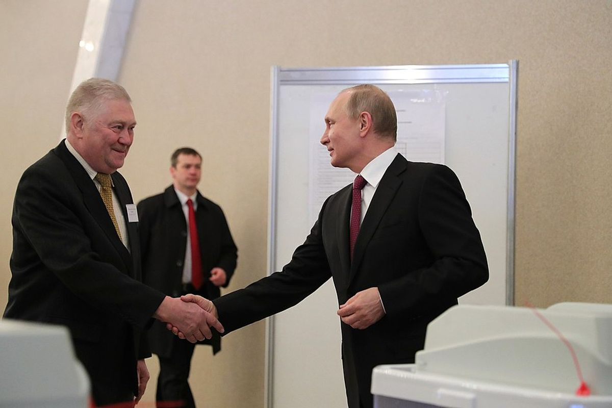 Putin wins constitutional referendum and will be able to stay in power until 2036