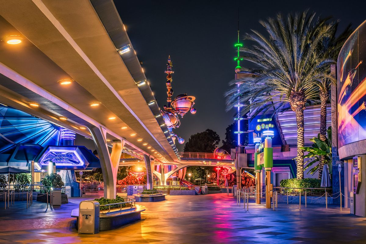 Disneyland theme parks in California plan to reopen on April 30