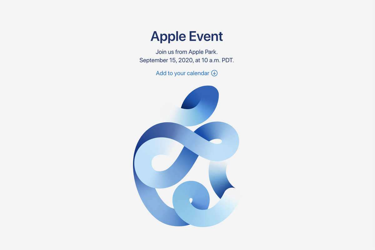 "Apple's virtual special event ""Time Flies"" announced for Sep 15"