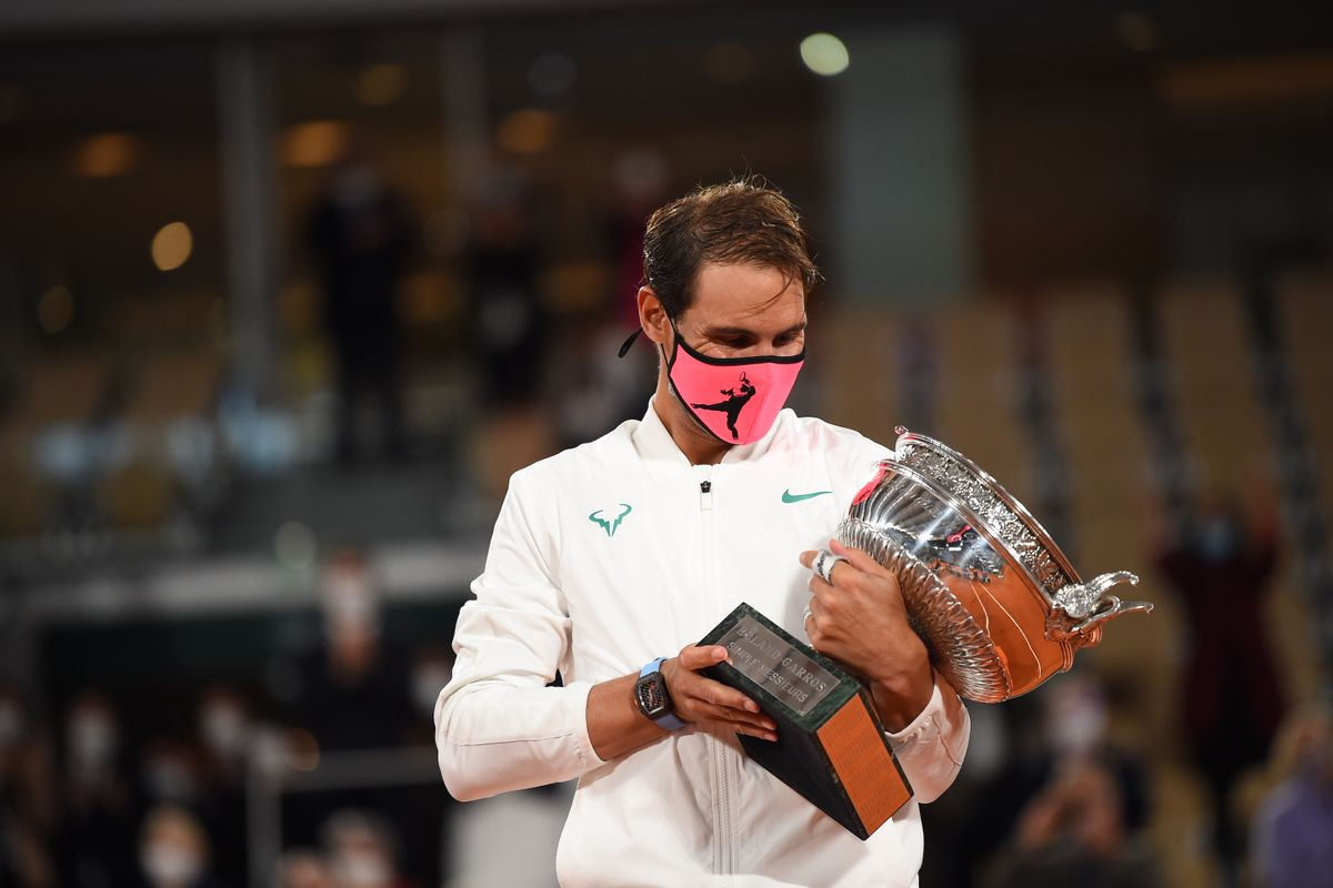 Rafael Nadal wins the French Open 2020