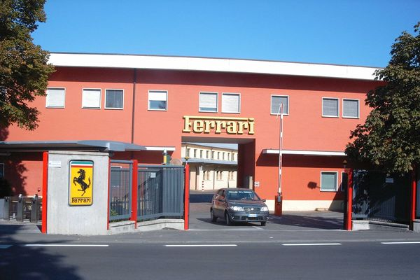 Ferrari head office and factory