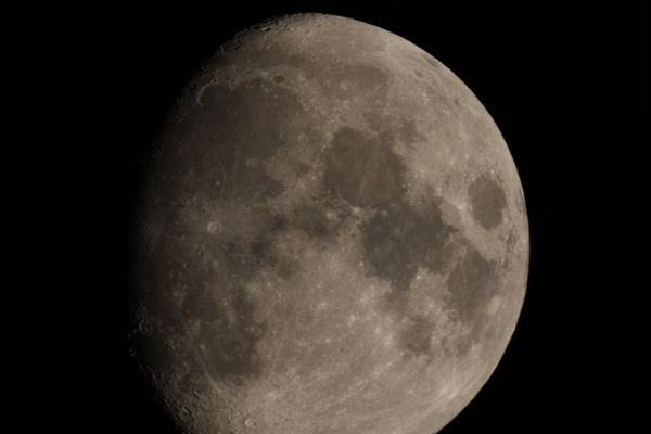 Water on Moon's surface may be more abundant than once thought, could sustain a lunar base