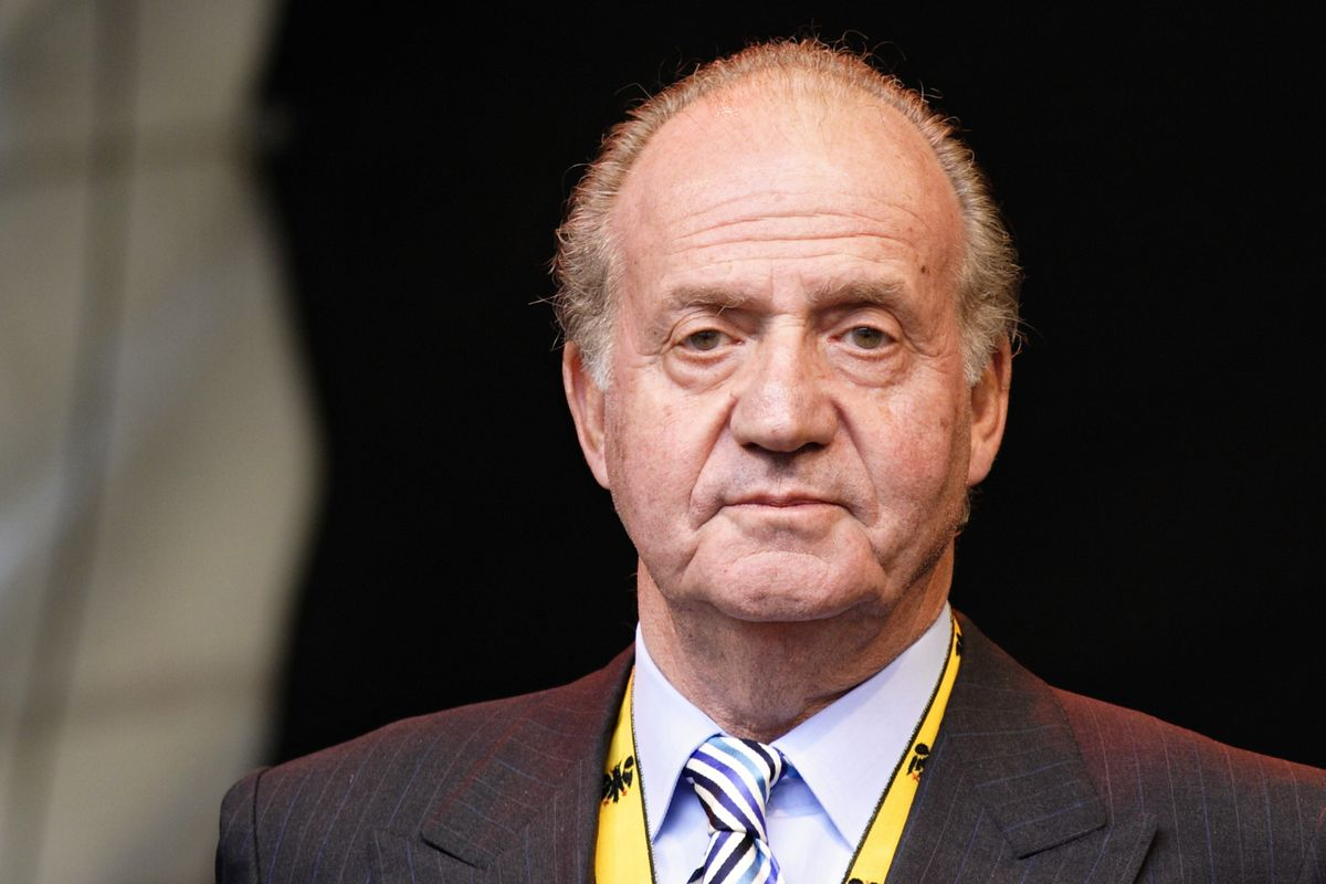 Former Spanish king Juan Carlos is in the United Arab Emirates