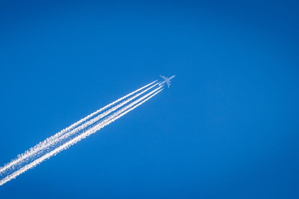 Germany reports 56 percent less air traffic due to Covid-19 pandemic