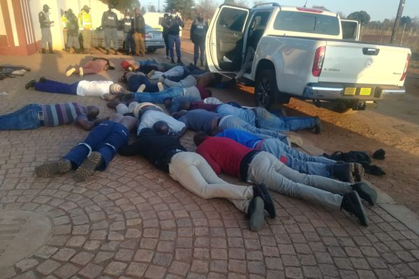 Five killed, 40 arrested  in hostage situation at South Africa church