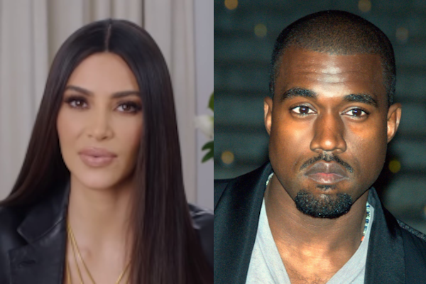 Kanye West tweets he's trying to divorce Kim Kardashian, deletes tweet later