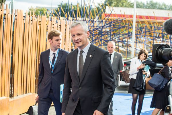 Bruno Le Maire, Ministry of Economy and Finance