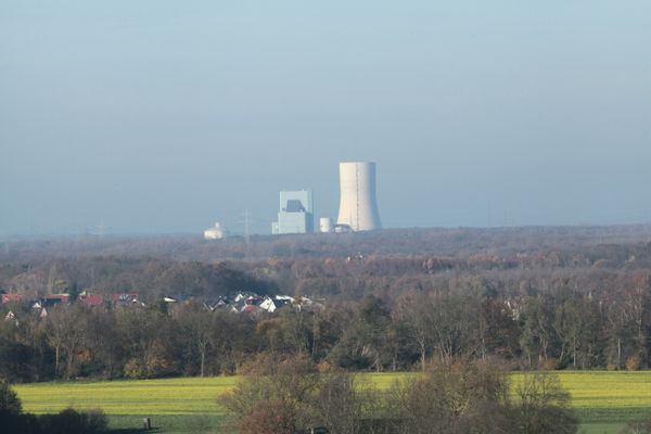 Datteln IV coal power plant