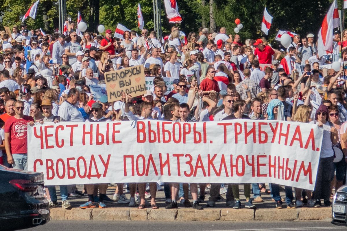 Belarus opens proceedings against opposition Coordination Council