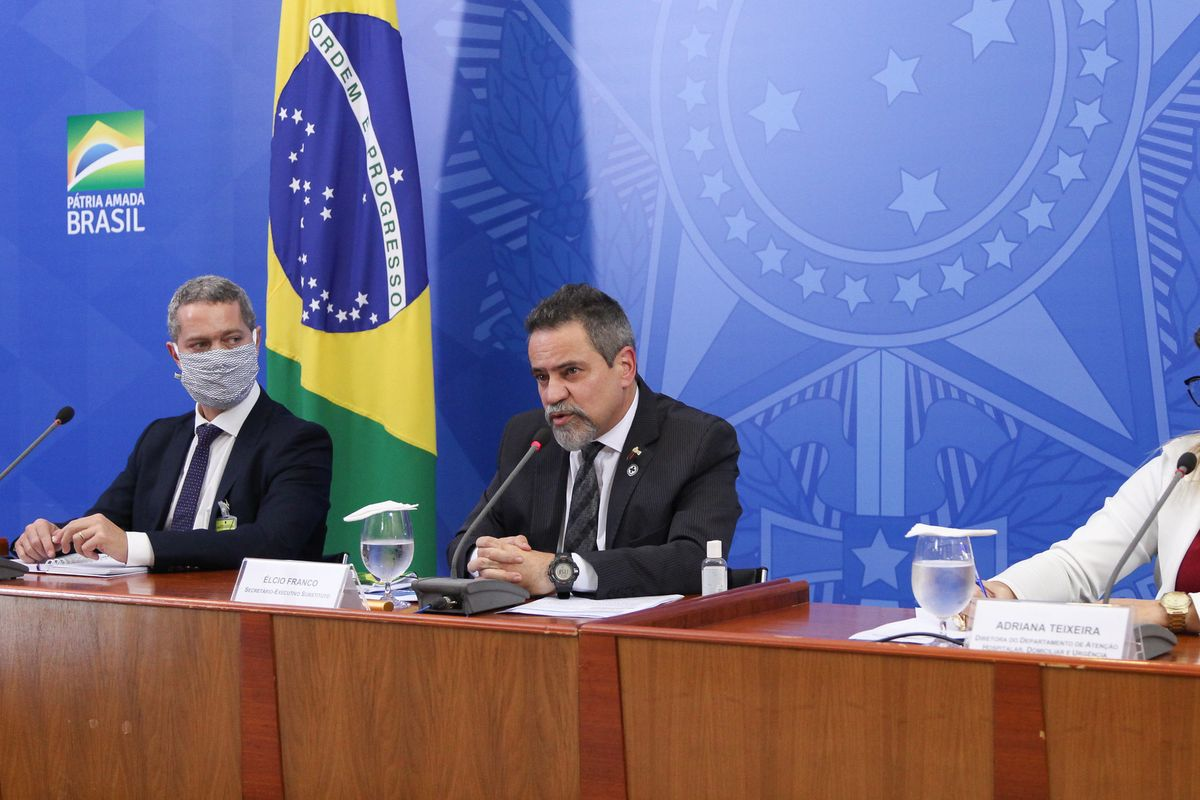 Brazil passes 600,000 Covid-19 cases with more than 34,000 deaths