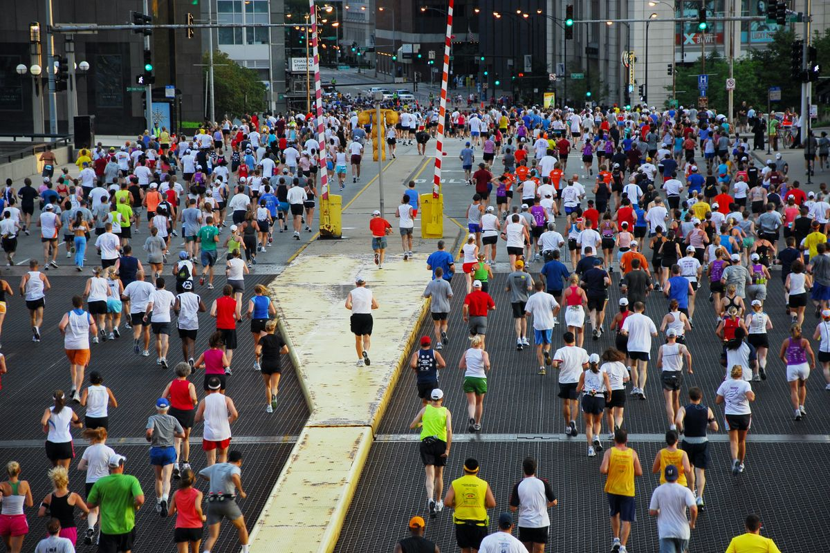 Chicago Marathon has been cancelled