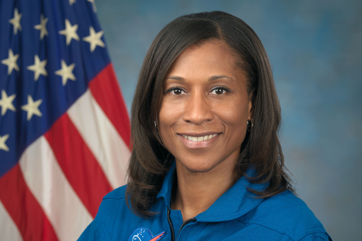 NASA Astronaut Jeanette Epps to join ISS as first black woman