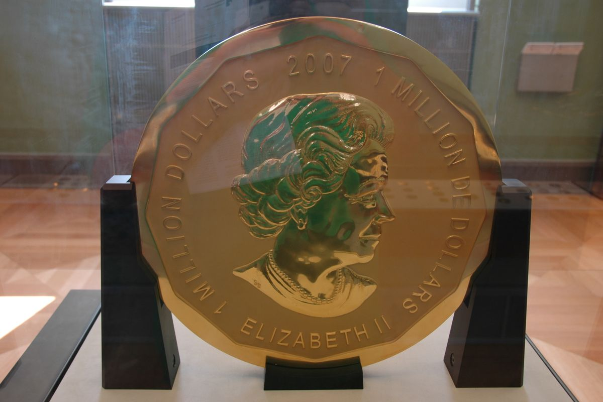 Berlin: New hope in 100kg gold coin theft