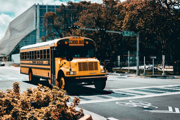 School Buses equipped with WiFi bring internet to residents