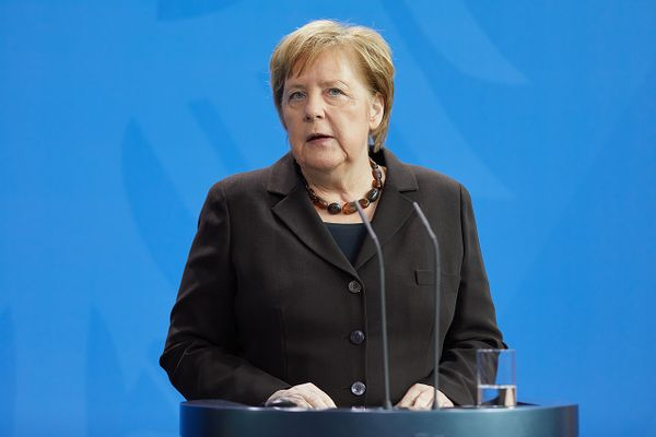 "Merkel warns that Germany is ""on the verge of losing control of virus"""