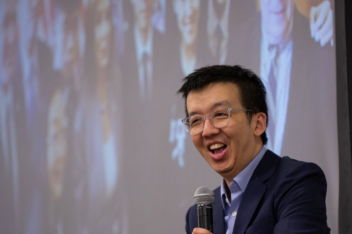Hong Kong issues arrest warrant for Samuel Chu - a United States citizen - under new security law
